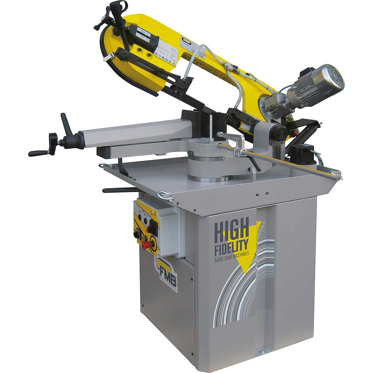 Phoenix Manual Band Saw