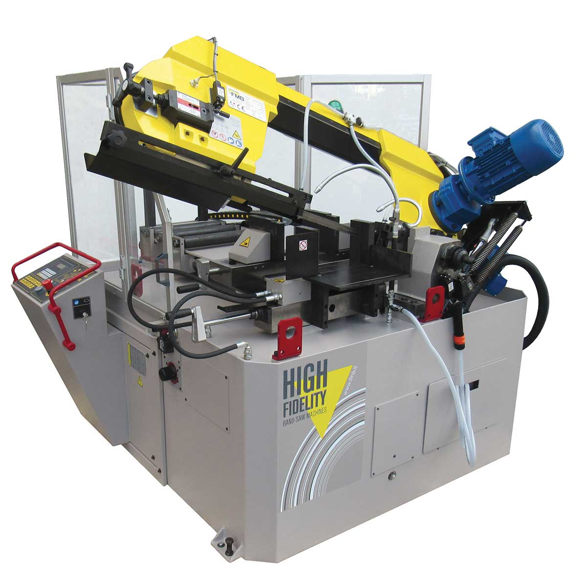 Zeus FMB Automatic Band Saw