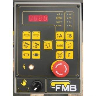 Operator friendly control panel