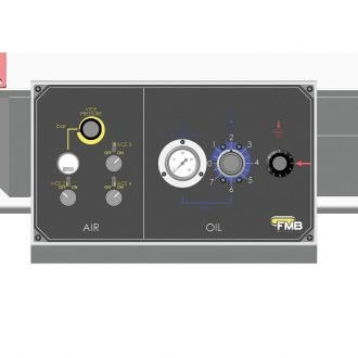 Operator friendly control panel