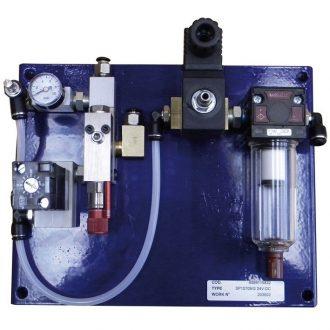 Micro-drip mist lubrication system