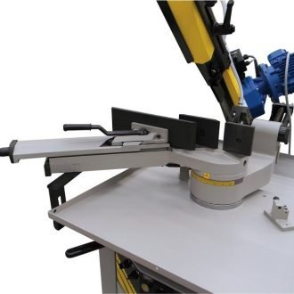 Manual vise with quick release handle