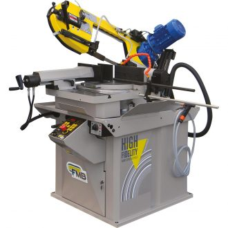 Omega - FMB Semi-Automatic Band Saw