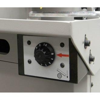 Hydraulic feed rate control