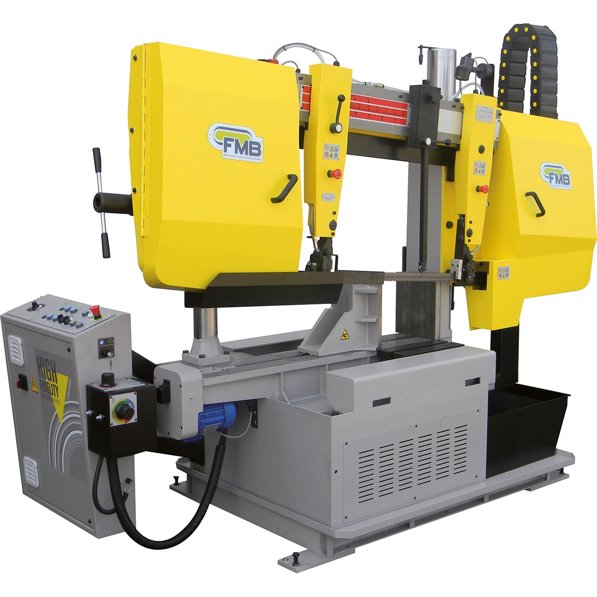 Olimpus 1 - FMB Semi-Automatic Band Saw