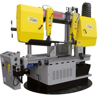 Olimpus 3 - FMB Semi-Automatic Band Saw