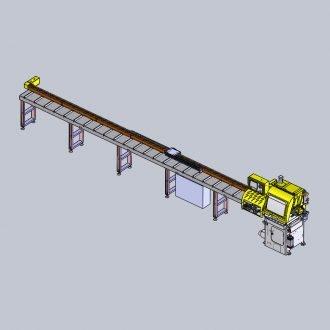 PMI-18 CNC Auto Upcut Saw