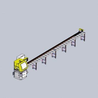 PMI-20 CNC Auto Miter Upcut Saw