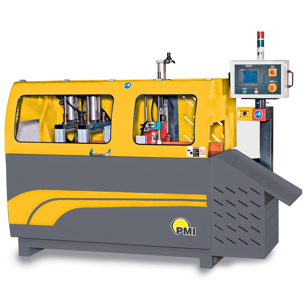 PMI-610 A-Type Fully Automatic Upcut Saw