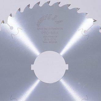 Kanefusa Aluminum Carbide Tipped Saw Blades