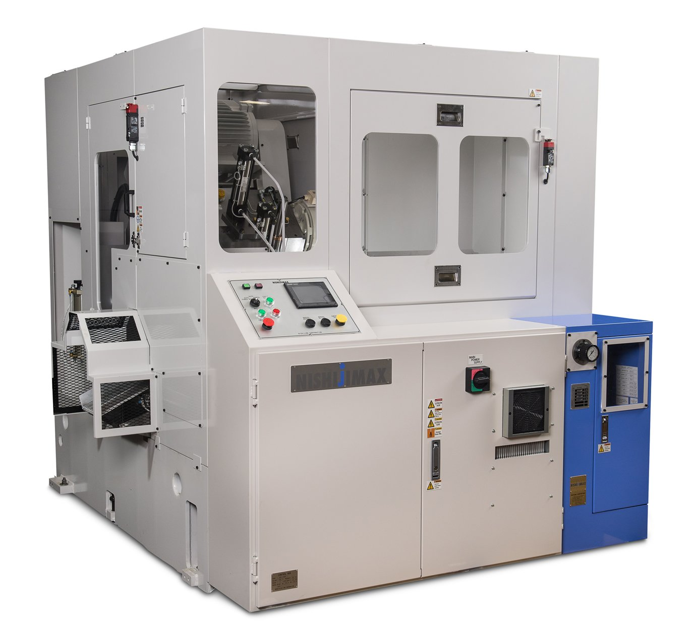 NHC-80 - 2-Axis CNC Sawing Machine