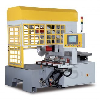 PMI-CNC 4S 4 Axis Notching Saw System