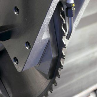 Sawblade Coolant Nozzle